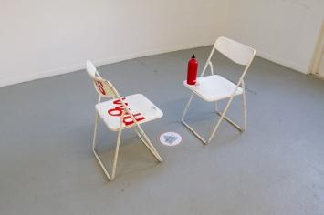 Hannes Egger, Relation in time, 2014