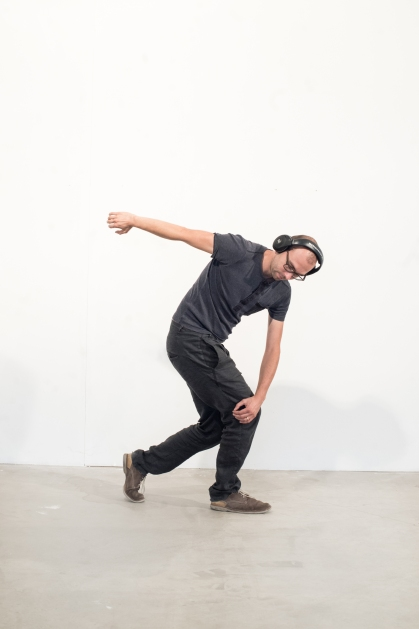 Hannes Egger, Training Exhibition, 2016