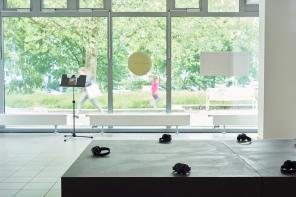 Hannes Egger, Visitor Center, 2017