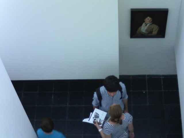 Hannes Egger, I saw you, 2011