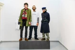 Hannes Egger, Museum Performance, 2017