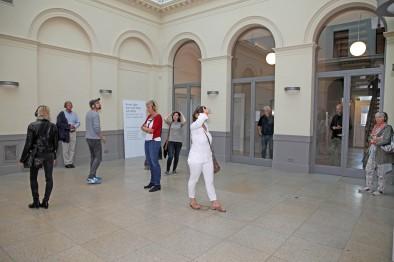 Hannes Egger, Übungen zur Freiheit, 2018