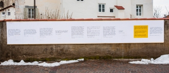 Hannes Egger, Lucifica Lux, 2020